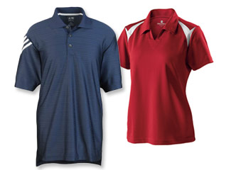 Men's & Ladies Polo Shirts