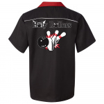 Holy Rollers Stock Print on Swing Master 2.0 Bowling Shirt