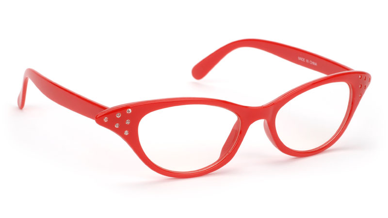 - Clear Red