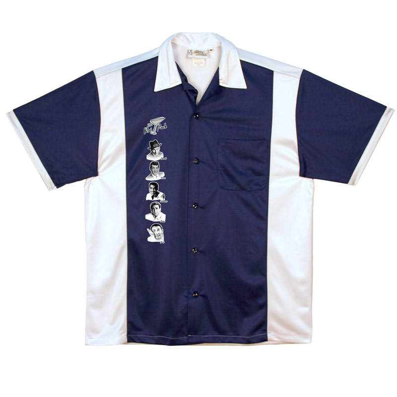 The Rat Pack: Bowling Shirt