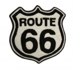 RT 66 Shield Chenille Patch