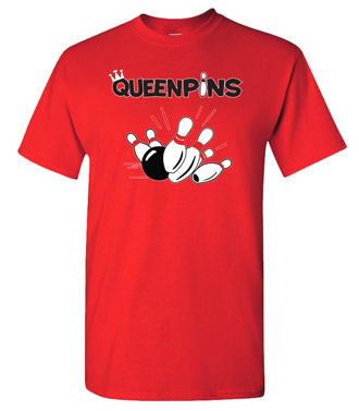 Queenpins Graphic Heavy Cotton T-Shirt