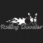 Rolling Thunder Graphic Heavy Cotton T-Shirt