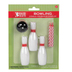 Bowling Candles