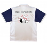 Pin Busters Stock Print on Retro Bowler