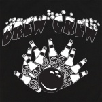 Brew Crew Stock Print on 50's Style Bowling Shirts