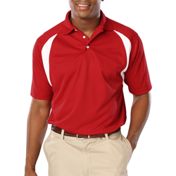 1950s Style Mens Shirts Mens Athletic Cool Temp Moisture Wicking Polos $29.95 AT vintagedancer.com