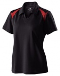 Women's Holloway Laser Dry-Excel Performance Bowling Shirt