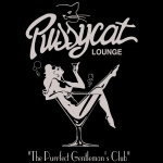 Pussycat Lounge Graphic Heavy Cotton T-Shirt