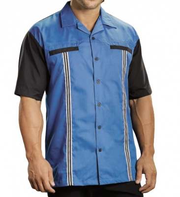 Royal Rockaway 2248 Button Up Bowling Shirt
