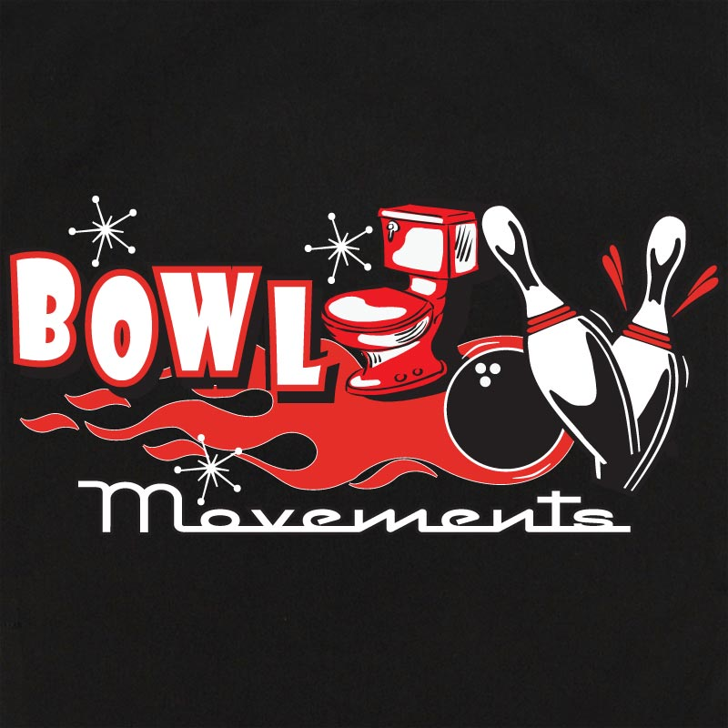 Button Up Rockaway 2248 Bowling Shirt With Bowl Movements