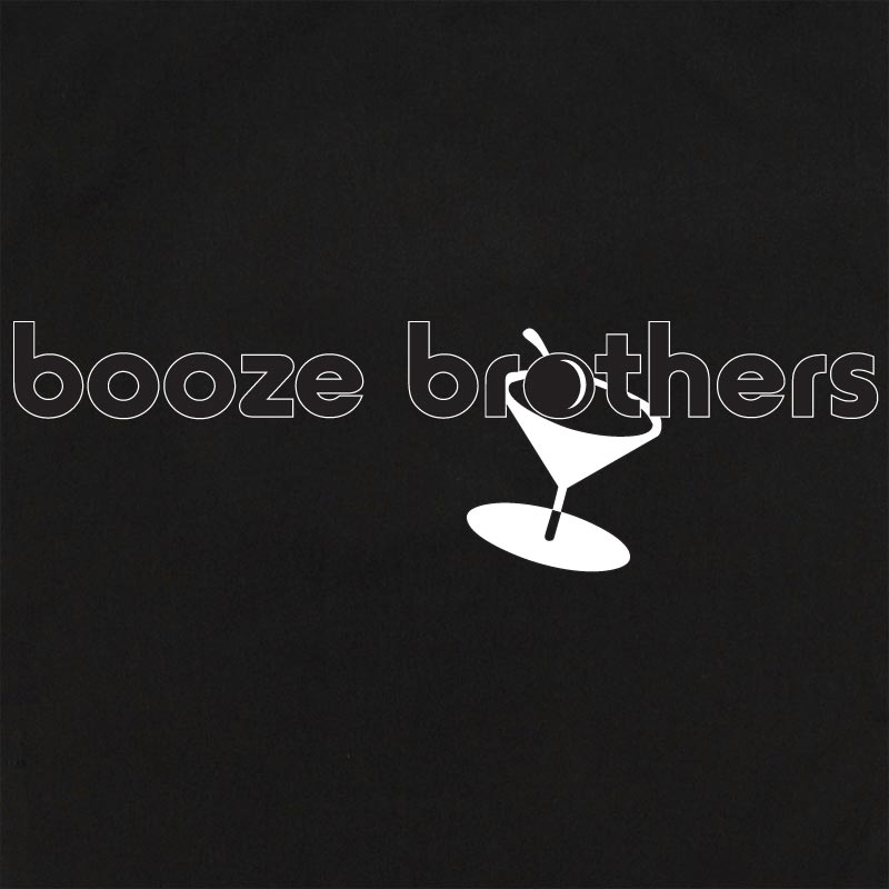 Button Up Rockaway 2248 Bowling Shirt With Booze Brothers