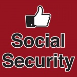 Social Security Graphic Heavy Cotton T-Shirt