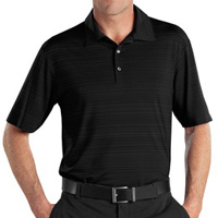 Nike Elite Series Dri-Fit Heather Fine Line Bonded Polo (429438)