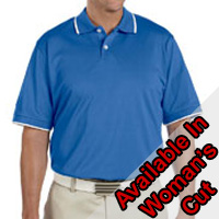 Adidas Tour Jersey Short Sleeve Polo