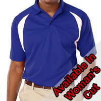 Athletic Cool Temp Moisture Wicking Polos