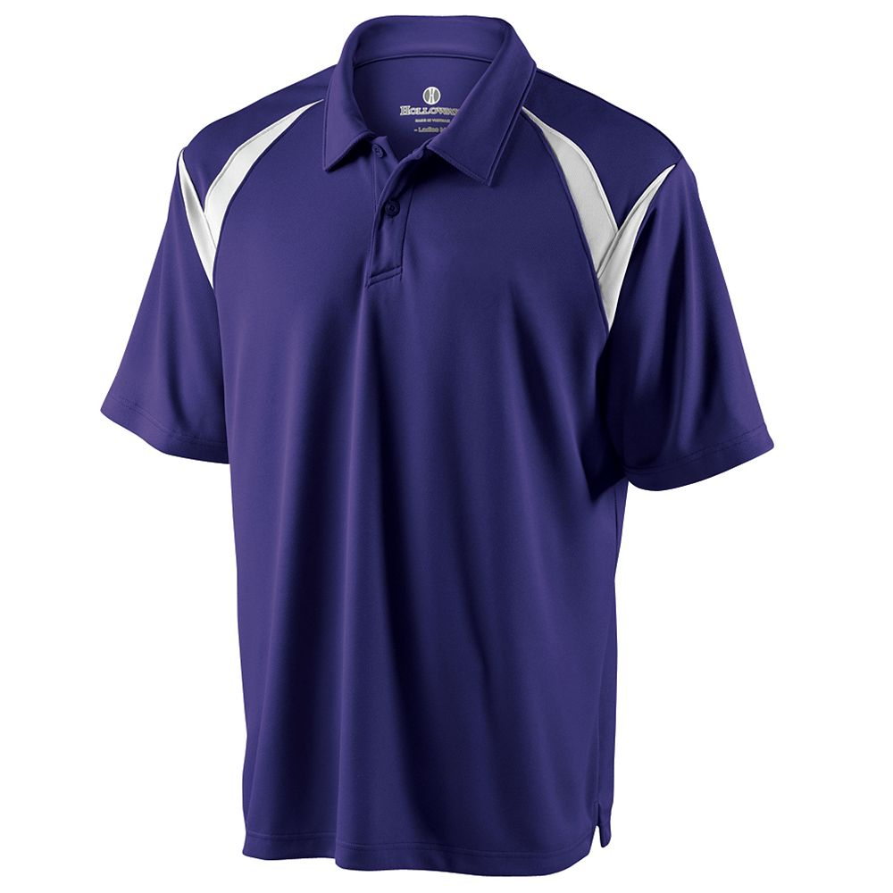 Holloway Laser Dry-Excel Performance Polos