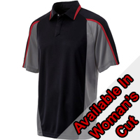 Holloway Align Dry-Excel Performance Polo Bowling Shirt