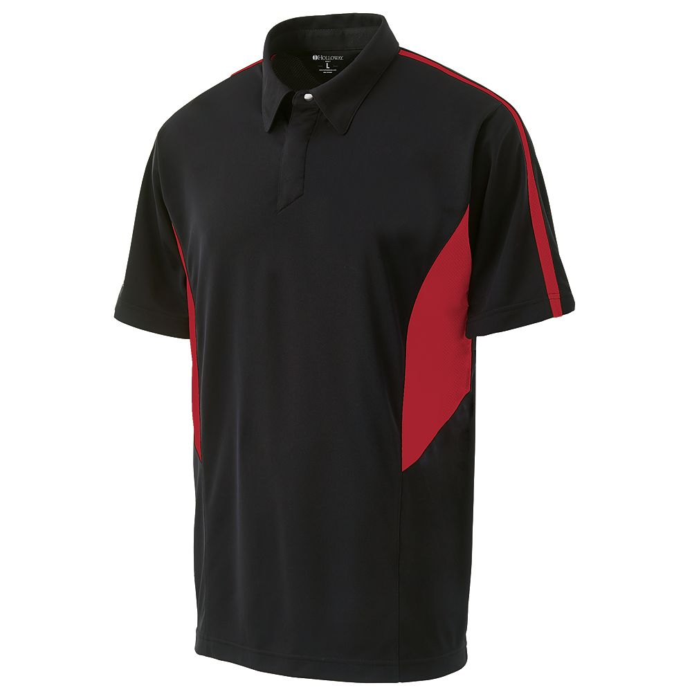 Holloway Shark Bite Dry-Excel Performance Polo Bowling Shirt