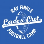 Ray Finkle Football Camp Graphic Heavy Cotton T-Shirt
