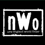 New England World Order Graphic Heavy Cotton T-Shirt