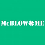 McBlow Graphic Heavy Cotton T-Shirt