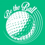 Be the Ball Graphic Heavy Cotton T-Shirt