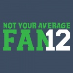 12th Man Graphic Heavy Cotton T-Shirt