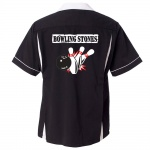 Bowling Stones Stock Print on Classic Bowler 2.0