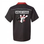 Bowling Stones Stock Print on Swing Master 2.0 Bowling Shirt