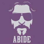 ABIDE Graphic Softstyle V-Neck T-Shirt