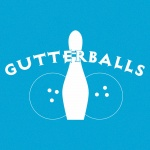 Gutterballs Graphic Heavy Cotton T-Shirt