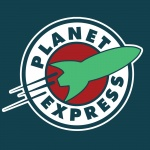 Planet Express Staff Heavy Cotton T-Shirt