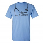 Show Me Your Stethoscope Heavy Cotton T-Shirt