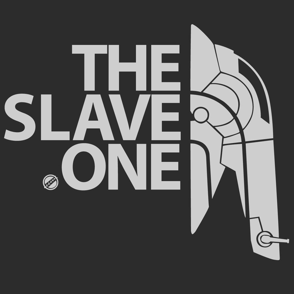 The Slave One Graphic Heavy Cotton T-Shirt