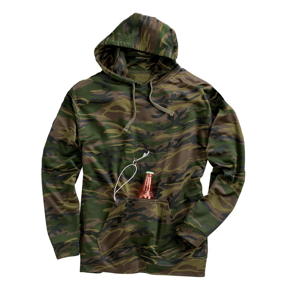 Tailgate Hooded Pullover Sweatshirt