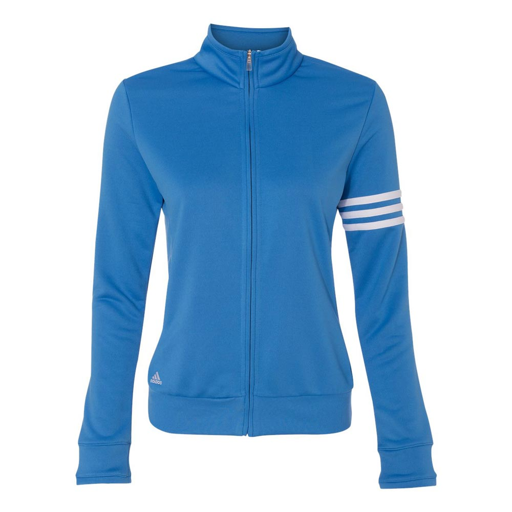 adidas - Women's 3-Stripes French Terry Full-Zip Jacket