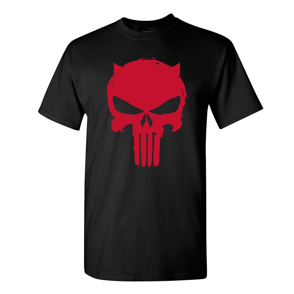 Hells kitchen duo graphic heavy cotton for Staples custom t shirts