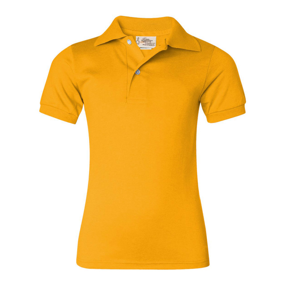 Gold Youth SpotShield Jersey Sport Shirt?