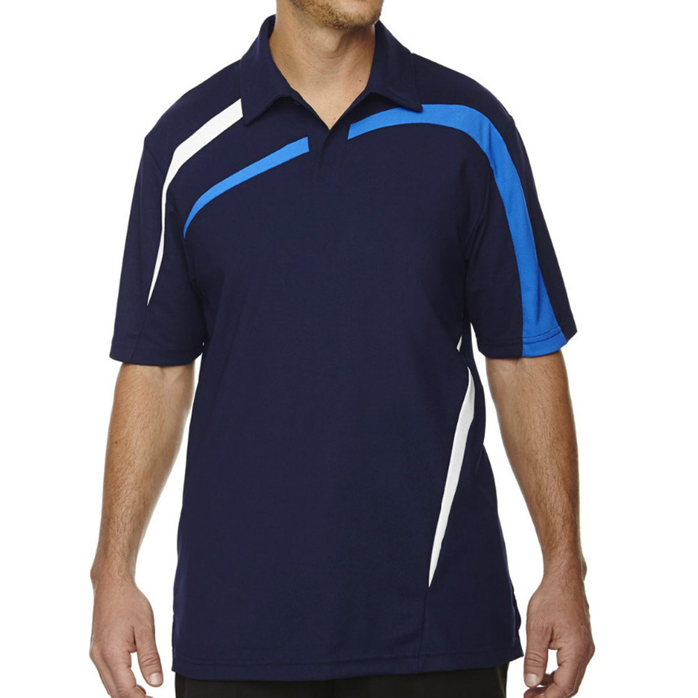 Impact Performance Pique Colorblock Polo