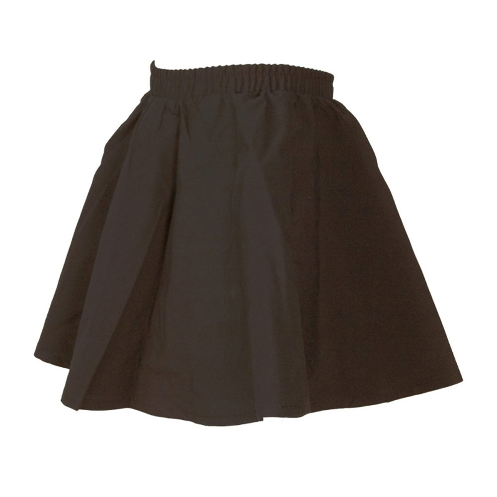 Blank Toddler Circle Skirt