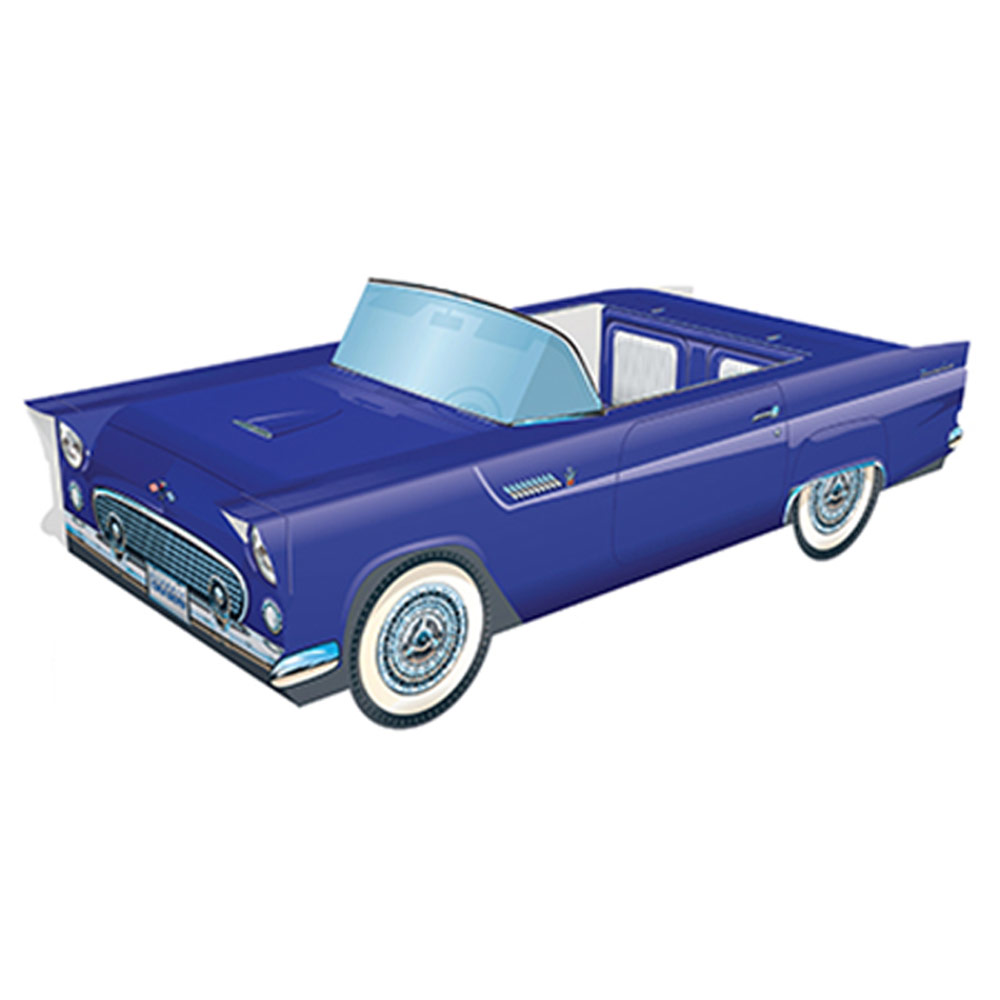 56 Ford T-Bird (Purple)