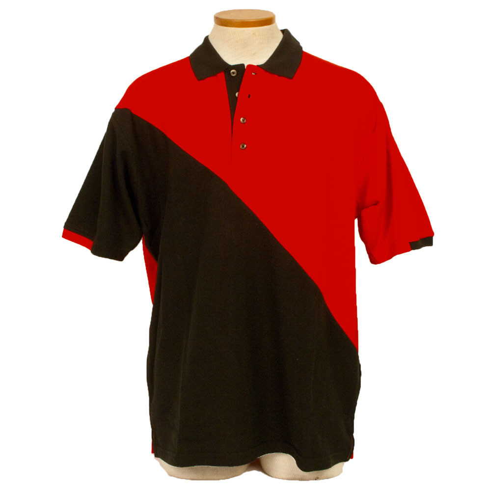 RPM Racing Shirt - Red and Black