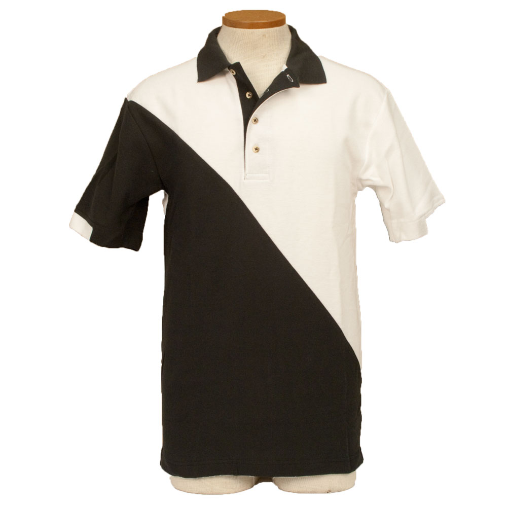 RPM Racing Shirt - White and Black