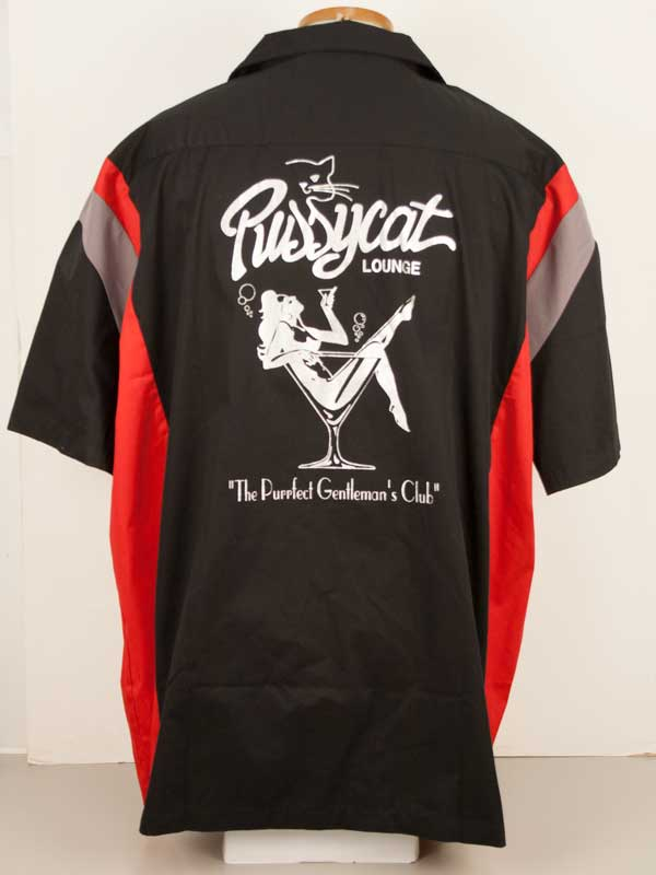 Jersey Side with Pussycat Lounge: Size 3XL