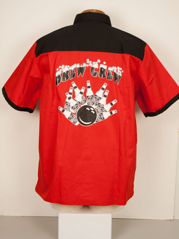 Red/Black Anchorman: Size M