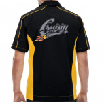 Cruisin' Stock Print on Muckler Bowling Shirt
