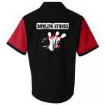 Bowling Stones Stock Print on The Retro Two