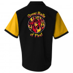 Great Balls of Fire Stock Print on The Retro Two