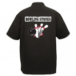 Bowling Stones Stock Print on The Player